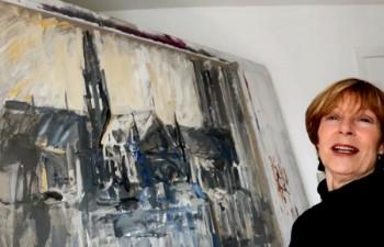 KATHY BURKE – Peintre