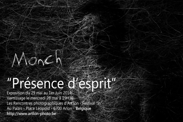 MONCH expose aux Rencontres photograpiques d'Art'lon