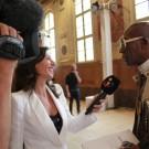 After show Fatima Lopez / Musée de l'armée - Paris 7ème - Interview TVI // DEXTER DEX TAO © 2014 - http://dexterdextao.weebly.com